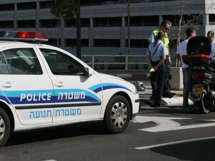 משטרת התנועה. ארכיון (צילום: חדשות 2 - שי פוקס)