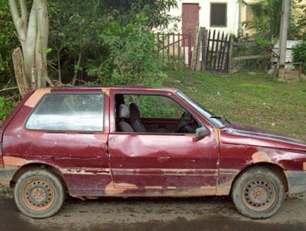 מכונית ישנה (צילום: Marcelo Horn, Istock)