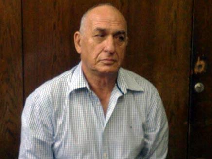 גד הררי - הורשע בהתעללות במוסד לחוסים (צילום: גלעד שלמור)