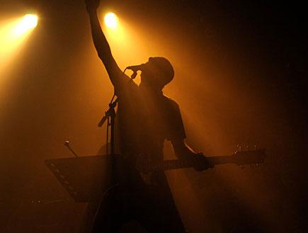 רמי פורטיס הופעה 3 (צילום: רועי ברקוביץ')