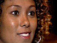 האתיופית שנדרסה מדברת לראשונה (צילום: חדשות 2)