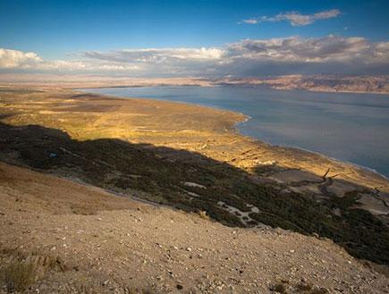 טיולים בעין גדי: שמורת הטבע עינות צוקים (צילום: דורון ניסים)