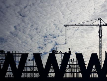 בניית אתרים (צילום: Leontura, Istock)