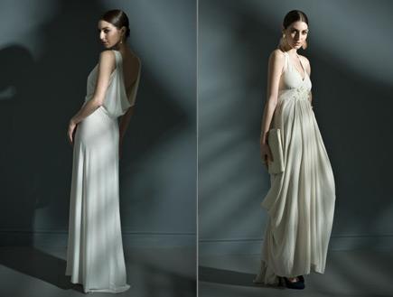 שמלות כלה של דפנה לוינסון HDL (צילום: אלון שפרנסקי,  יחסי ציבור )
