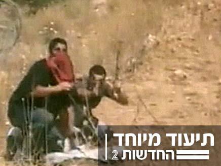מסתערבים מבצעים מעצר (צילום: חדשות 2)