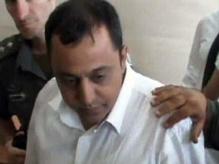 איבגי, מנהל בנק שגנב מיליון שקל (צילום: חדשות 2)
