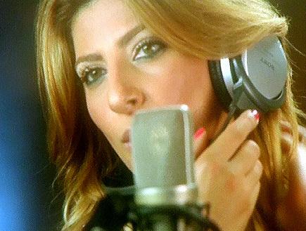 שרית חדד – קורסלה (תמונת AVI: ביפ)