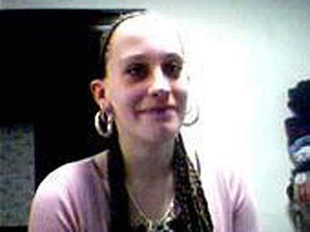 דרלין היינס, נרצחה ונלקח העובר מבטנה (צילום: מתוך עמוד my space של הנרצחת)