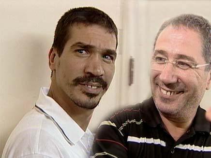 מאיר ואיציק אברג'יל (צילום: חדשות 2)