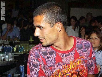 דה סילבה (צילום: מערכת ONE)