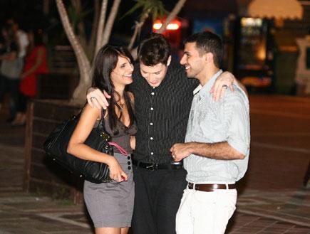 חובי סטאר וחברים (צילום: אלעד דיין)