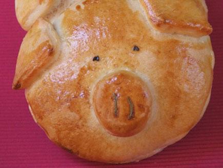 חזרזירי פיצה של שירלי נמש (צילום: שירלי נמש, מתוקים שלי)