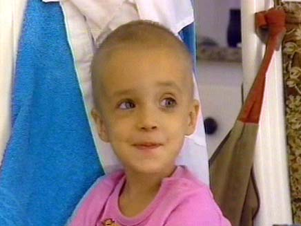 נויה חולה בסרטן (צילום: חדשות 2)