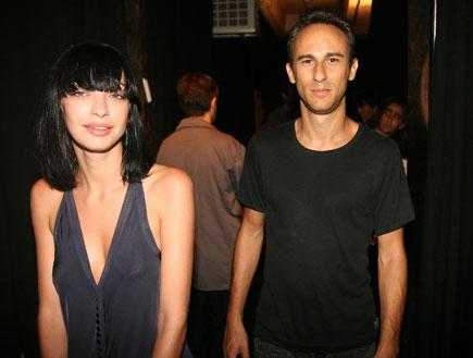 תערוכת צילומים של ראובן כהן אסף אמדורסקי ודנה פרימ (צילום: אורי אליהו)