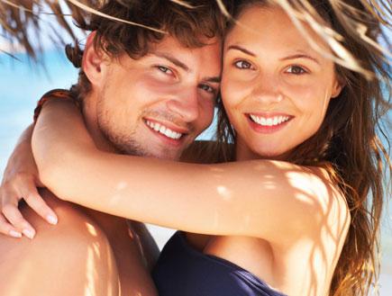זוג, חופשה , ים, רומנטי, (צילום: Jacob Wackerhausen, Istock)