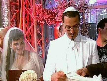 """ט""""ו באב - חופה (תמונת AVI: ערוץ 24)"""