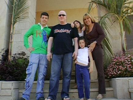 משפחת לוזון (צילום: אמא מחליפה)