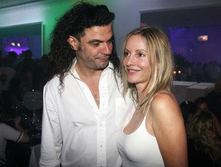 אירוע השקה קלאו - אביטל דיקר וחיים צינוביץ (צילום: אורי אליהו)
