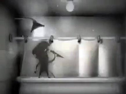 עושים פיפי במקלחת (צילום: חדשות 2)