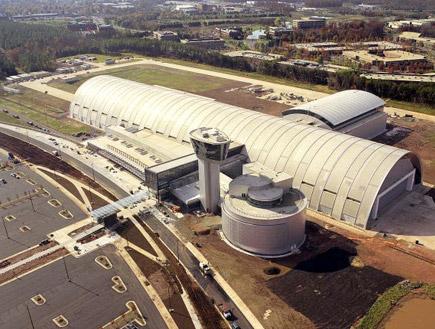 מוזיאון החלל בוושינגטון (צילום: אתר אוגוסטה)