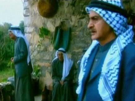 צילום מסך מתוך הסדרה הסורית המחסלים (צילום: חדשות 2)