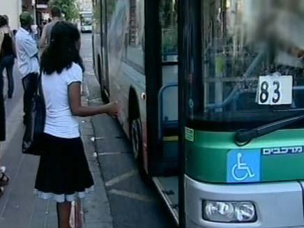 קווי האוטובוס החדשים. ארכיון (צילום: חדשות 2)