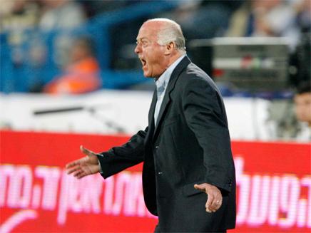 דרור קשטן מאמן נבחרת ישראל בכדורגל (צילום: חדשות 2)