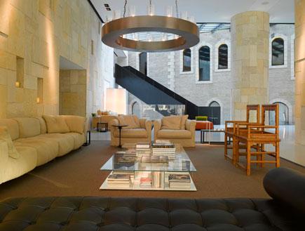 מלון ממילא ירושלים (צילום: עמית גירון)