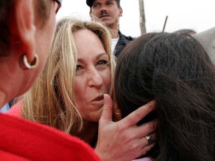 שרת הבריאות של ספרד (צילום: איי - פי)