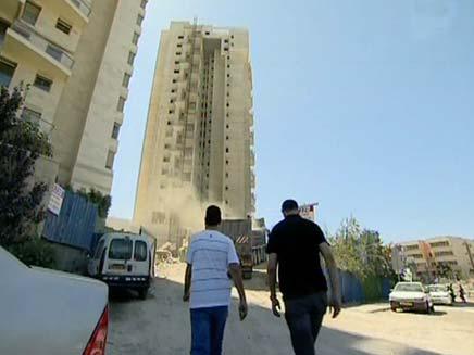 מועדון צרכנות של דיירים (צילום: חדשות2)