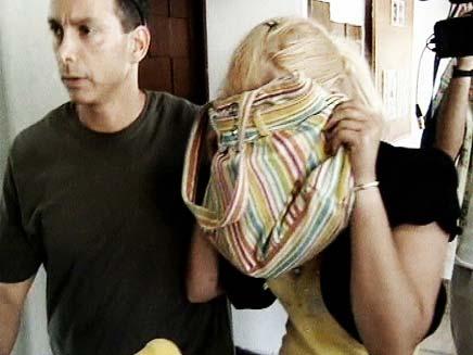 נערה בת 17 החשודה ברצח בטיילת בתל אביב (צילום: חדשות 2)