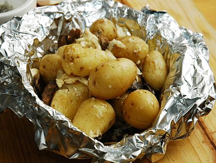 תפוחי אדמה מוקרמים (צילום: עמרי אנדרס צורף)
