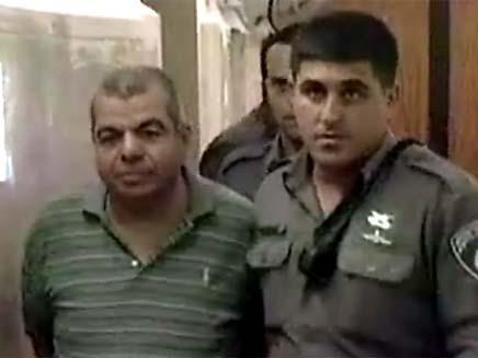 התחזה לאסיר במשך שנתיים (צילום: חדשות 2)