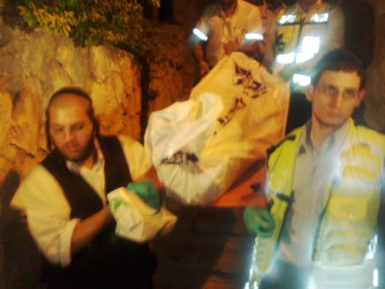 טרגדיה בירושלים. צילום ארכיון (צילום: יוסי זילברמן, חדשות 2)
