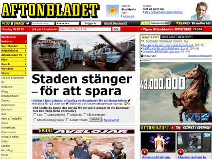 עיתון שוודי שטוען שישראל סוחרת באיברים של פלסטינים (צילום: חדשות 2)