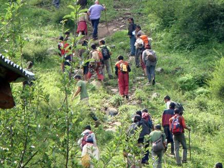 חיפושים בהודו לאחר נעדר ישראלי (צילום: באדיבות המשפחה)