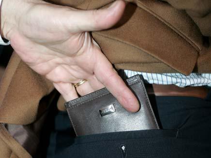 סוף גנב לכריתה? אילוסטרציה (צילום: AP)