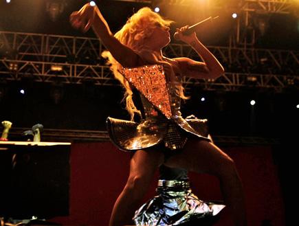 ליידי גאגא - גני התערוכה 08.09 10 (צילום: רועי ברקוביץ')