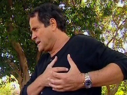 דודו טופז מתראיין (צילום: חדשות 2)
