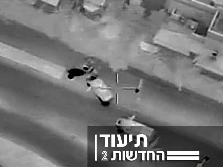 מרדף אחר טרקטורון (צילום: משטרת ישראל)
