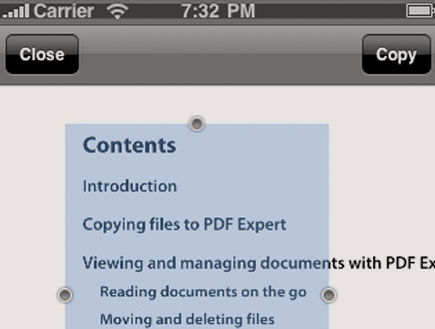 pdf expert.png (צילום: mako)