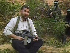 אל-ג'עברי. הופעות תקשורתיות נדירות (צילום: חדשות 2)