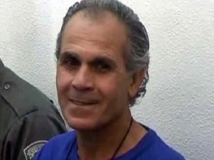 אלי פחימה החשוד בביתור שתי גופות (צילום: חדשות 2)