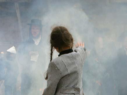 חשד לאונס ילדה בעדה החרדית (צילום: AP)