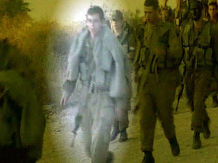 גלעד שליט במסע כומתה (צילום: חדשות 2)