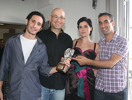 טקס פרסי הטלוויזיה - האח הגדול (צילום: שוקה)