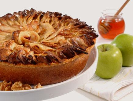 פאי תפוחים בדבש של רולדין (צילום: חגית גורן , רולדין)