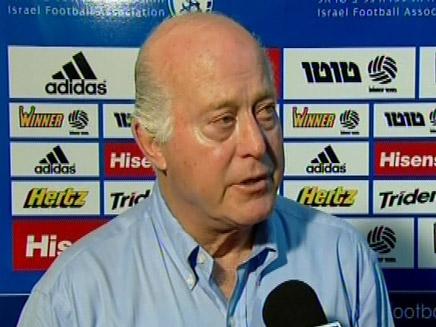 דרור קשטן מאמן נבחרת ישאל (צילום: חדשות 2)