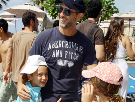 אירוע הבימה 2009 - נתי רביץ (צילום: עודד קרני)