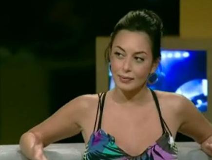 הפעם הראשונה של מאיה בוסקילה (תמונת AVI: ערוץ 24)